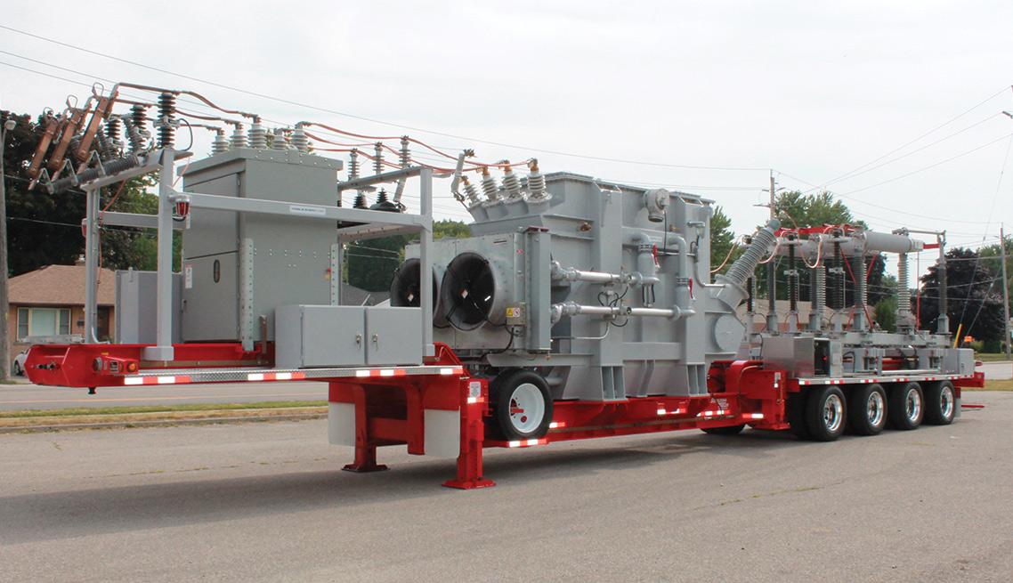 Mobile Substations Mobile Energy Inc