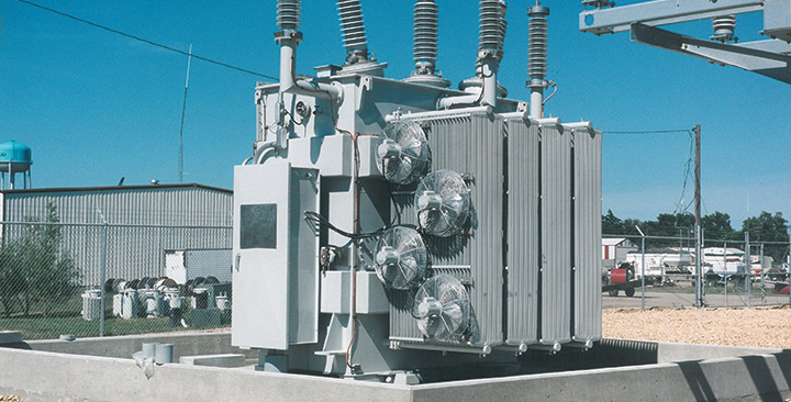 Pad Mounted Substations